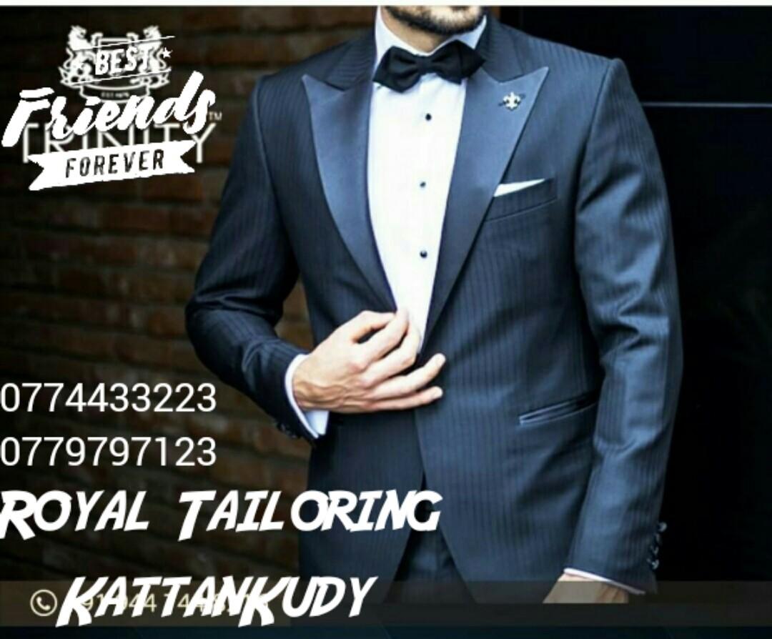 Royal Tailoring Blazer for Rent Batticaloa in Sri Lanka   Lanka Living